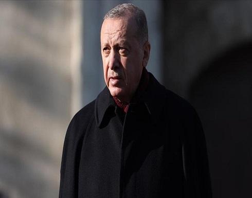 أردوغان: فرنسا في خطر مع ماكرون