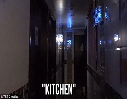 فيديو مدهش يرصد أصغر غرفة فندق بالعالم