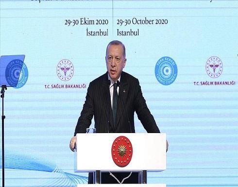 أردوغان: سخرنا كافة طاقاتنا للبحث وإنقاذ ضحايا الزلزال