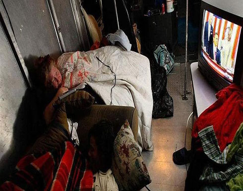 هذا ما يفعله النوم أمام التلفزيون بالنساء؟