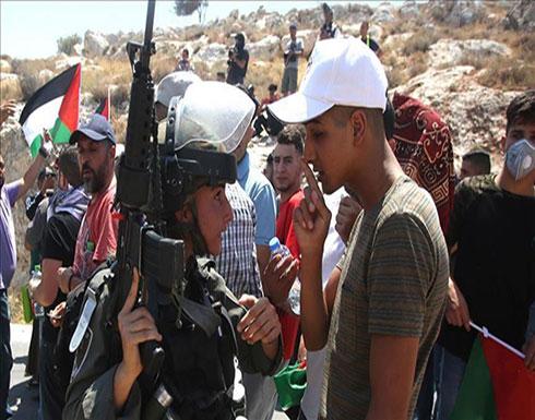 إصابة 7 فلسطينيين بينهم طفلة خلال مواجهات شرقي القدس