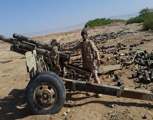 إسقاط طائرة بمأرب ونجاة مسؤول عسكري رفيع شرق اليمن