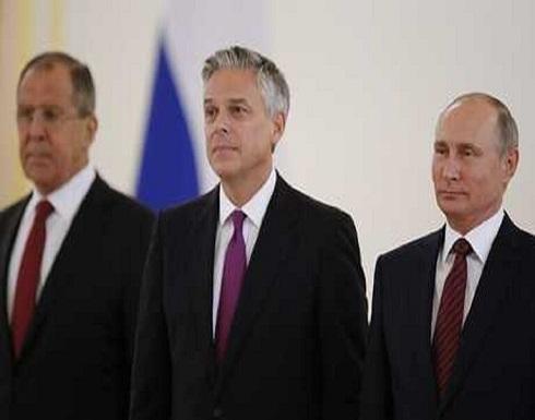 سفير أمريكا السابق في روسيا يحذر من احتمال تدخلها في انتخابات بلاده عام 2020