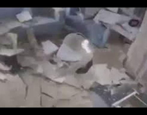 وفاة واصابتان جراء سقوط سقف منزل في منطقة دير الكهف