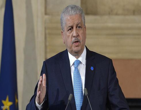 الجزائر.. إيداع سلال الحبس المؤقت