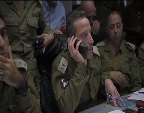 شاهد : الجيش الاسرائيلي يفند رواية إيرانية بمقتل قائد الجبهة الشمالية