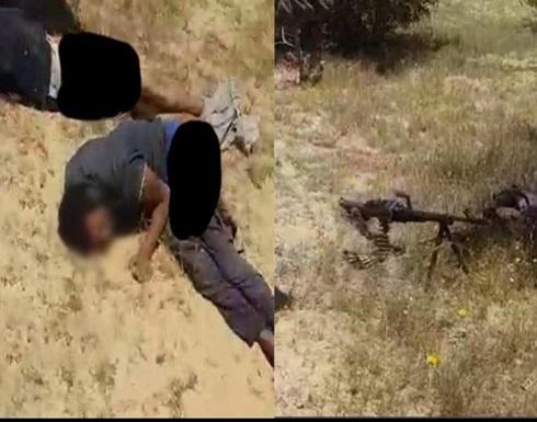 عملية نوعية في سيناء.. ومقتل إرهابيين شديدي الخطورة