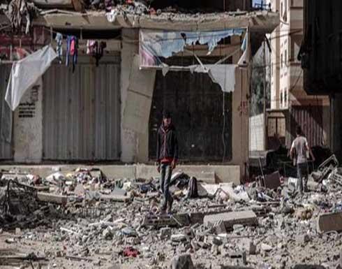تقرير أممي: نزوح ما لا يقل عن 52 ألف فلسطيني نتيجة العدوان الإسرائيلي على غزة