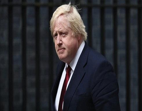 صور.. طفل بملامح رئيس وزراء بريطانيا يخطف الأنظار