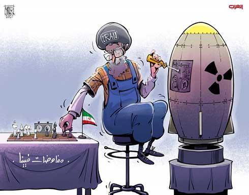 مفاوضات فيينا لعبة إيران لإتمام برنامجها النووي