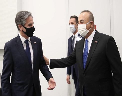 وزير الخارجية التركي لنظيره الأميركي: صفقة شراء صواريخ إس-400 محسومة بالنسبة لأنقرة