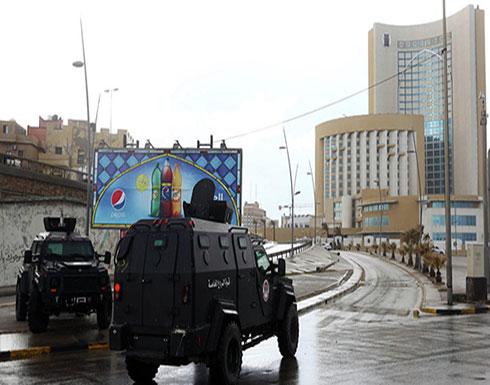قوات حكومة الوفاق الليبية تعلن السيطرة على معسكر النقلية جنوبي طرابلس