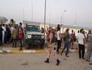 قوة تابعة لحكومة الوفاق، تدخل مدينة بني وليد، 5 يونيو 2020