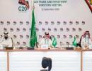 اجتماع وزراء الاستثمار والتجارة في مجموعة العشرين
