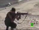 شاهد : اشتداد الاشتباكات في رأس العين بين القوات التركية والأكراد