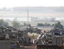 مدرعات إسرائيلية عند حدود غزة