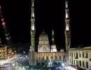 أثار هدم المسجد ونقل الضريح جدالا على المواقع الاجتماعية