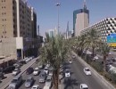 من احد شوارع الرياض