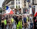 شاهد : احتجاجات السترات الصفراء التي تتواصل للأسبوع الـ 44