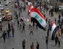 متظاهرين العراق