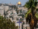 مشهد عام من مدينة القدس المحتلة