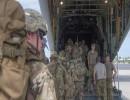 جنود أمريكيون في إفريقيا