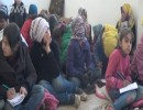 بالفيديو: بعد توقف التعليم لثلاث سنوات متطوعون يفتتحون مدرسة في الراعي بريف حلب الشمالي