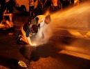 الشرطة الإسرائيلية تفرق متظاهرين ضد نتنياهو
