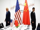 الرئيسان الصيني والأميركي (أرشيفية - فرانس برس)