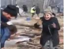 اللاجئيين السوريين