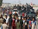 القوات العراقية بدأت عملياتها في كركوك