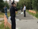 بالفيديو:إصابة 8 أشخاص طعناً بمدينة سورغوت الروسية