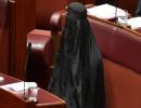 النائبة الأسترالية المعارضة