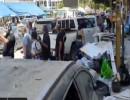 محتجون في لبنان يطردون محافظ بيروت