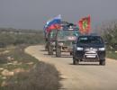 شاهد ..  الشرطة العسكرية الروسية تكثف دورياتها شمالي سوريا