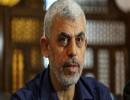 """رئيس حركة المقاومة الإسلامية """"حماس""""  يحيى السنوار"""