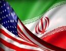 علم الولايات المتحدة وإيران