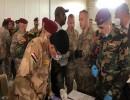التحالف ينقل معداته للأمن العراقي