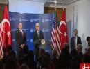شاهد : نائب الرئيس الأمريكي مايك بنس: الولايات المتحدة و تركيا اتفقتا على وقف لإطلاق النار في سوريا