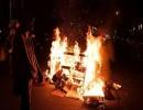 فرض حظر التجوال في فيلادلفيا الأمريكية مع تصاعد الاحتجاجات العنيفة