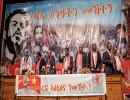 قادة جبهة تحرير تيغراي خلال تجّمع في يناير الماضي في ميكيل