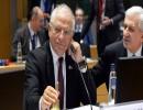 مفوض شؤون الخارجية والسياسة الأمنية في الاتحاد الأوروبي جوزيف بوريل