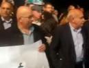 شاهد .. تظاهرة حاشدة أمام السفارة الأمريكية في تل ابيب