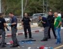 """اكتفت شرطة الاحتلال في بيان بالقول إن """"هناك اشتباها بعملية طعن بالقدس"""