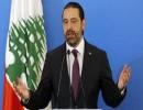 مكلف تشكيل الحكومة سعد الحريري