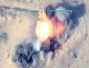 قصف اذري لمواقع ارمينية