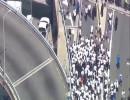 تظاهرة لدعم الشرطة في نيويورك