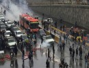 محتجون إيرانيون في طهران