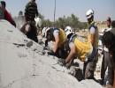قصف منازل ادلب