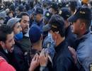 مظاهرات تونس 23 يناير 2021